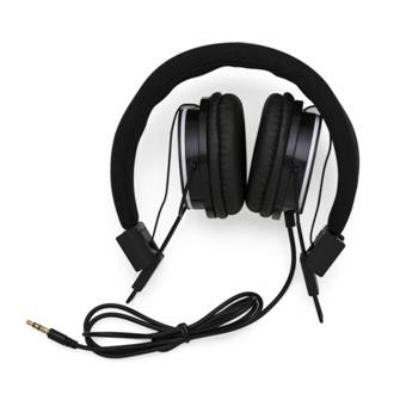Fone de ouvido estéreo, material em plástico