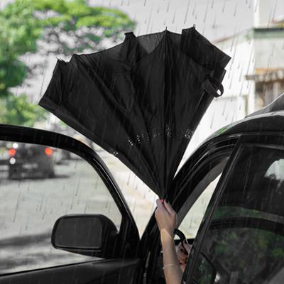 Guarda-chuva invertido com forro interno
