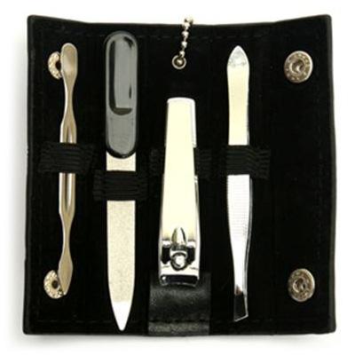 Kit Manicure Executive 04 peças