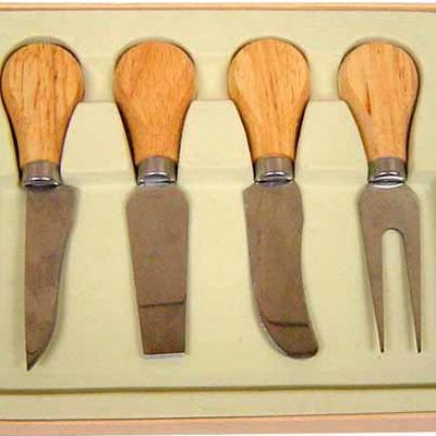 Kit Queijo Personalizado com 4 peças