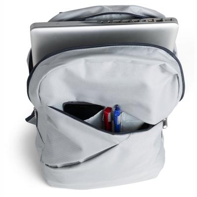 Mochila poliéster com compartimento para notebook.