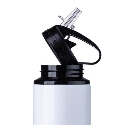Squeeze de alumínio 800ml com bico.